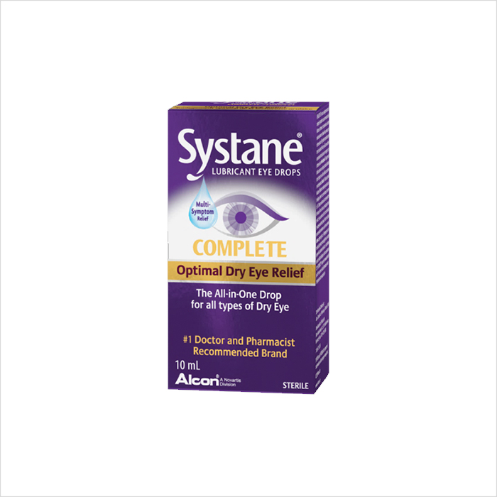 Systane Complete Lubricant Eye Drop